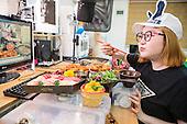 Mukbang, broadcasting while eating