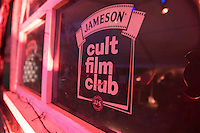 at the Jameson Cult Film Club screening of Friday the 13th Part 2 in the Black Box Theatre in Galway.  Photo:Andrew Downes