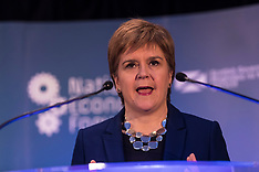 First Minister launches export plan at National Economic Forum, Edinburgh, 1 May 2019