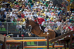 Lamaze Eric, CAN, Fine Lady 5<br /> Olympic Games Rio 2016<br /> © Hippo Foto - Dirk Caremans<br /> 17/08/16