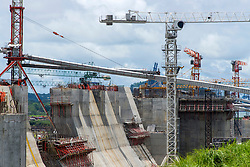 "Power generation site for construction of the expansion of the Panama Canal GUPC Pacific.<br /> Planta de Agrekko instalada para el suministro de energ&Atilde;&shy;a el&Atilde;&copy;ctrica para la construcci&Atilde;&sup3;n de la expansi&Atilde;&sup3;n del Canal de Panam&Atilde;&iexcl; &acirc;€"" GUPC Pac&Atilde;&shy;fico."