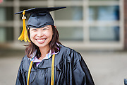 Photos taken of the Tri-C Spring Commencement on May 15, 2014 at the CSU Wolstein Center.