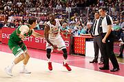 Johnson Dominique<br /> Umana Reyer Venezia vs Banvit<br /> FIBA Basketball Champions League 2017/2018<br /> Venezia,  10/10/2017<br /> Foto Ciamillo-Castoria/A. Gilardi
