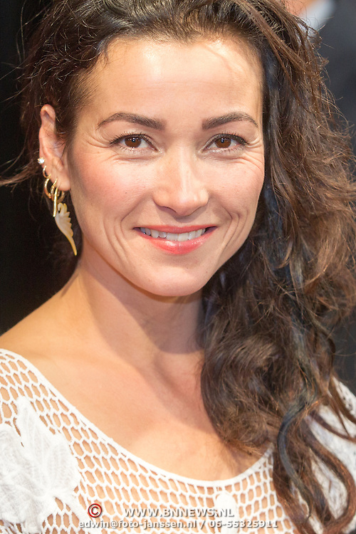 NLD/Utrecht/20151002 - NFF 2015, Gouden Kalveren inloop, Birgit Schuurman