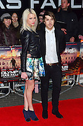 03.APRIL.2013. LONDON<br /> <br /> KYE SONES ATTENDS THE UK FILM PREMIERE OF OLYMPUS HAS FALLEN AT THE IMAX CINEMA IN SOUTH BANK.<br /> <br /> BYLINE: EDBIMAGEARCHIVE.CO.UK<br /> <br /> *THIS IMAGE IS STRICTLY FOR UK NEWSPAPERS AND MAGAZINES ONLY*<br /> *FOR WORLD WIDE SALES AND WEB USE PLEASE CONTACT EDBIMAGEARCHIVE - 0208 954 5968*