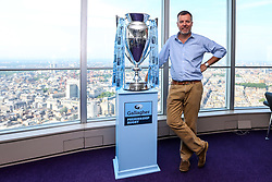 CEO of Gallagher Michael Rea at the launch of the 2018/19 Gallagher Premiership Rugby Season Fixtures - Mandatory by-line: Robbie Stephenson/JMP - 06/07/2018 - RUGBY - BT Tower - London, England - Gallagher Premiership Rugby Fixture Launch