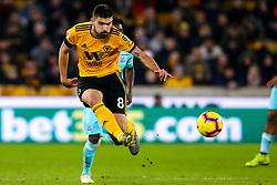 Ruben Neves of Wolverhampton Wanderers - Mandatory by-line: Robbie Stephenson/JMP - 11/02/2019 - FOOTBALL - Molineux - Wolverhampton, England - Wolverhampton Wanderers v Newcastle United - Premier League