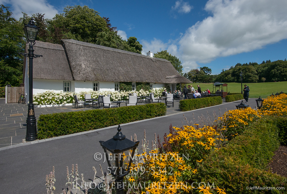 Cullen's at the Cottage, a restaurant on the Ashford Castle grounds, located in Cong, County Mayo, Ireland.