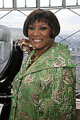 Patti Labelle and Denise Rich at Empire State Building