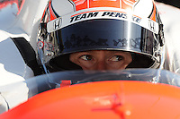 Ryan Briscoe, Indianapolis 500, Indy Car Series