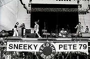 Sneaky Pete live at The Loch Lomond Rock Festival 1979