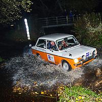 Car 70 Richard Tompkins Richard Askew Hillman Super Imp