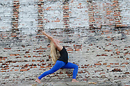 Katie Yoga Portrait