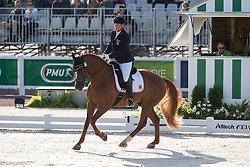 Britta Napel, (GER), Let s Dance 89 - Freestyle Grade II Para Dressage - Alltech FEI World Equestrian Games™ 2014 - Normandy, France.<br /> © Hippo Foto Team - Leanjo de Koster<br /> 25/06/14