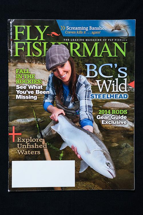 Fly Fisherman/ OctNovDec 2013