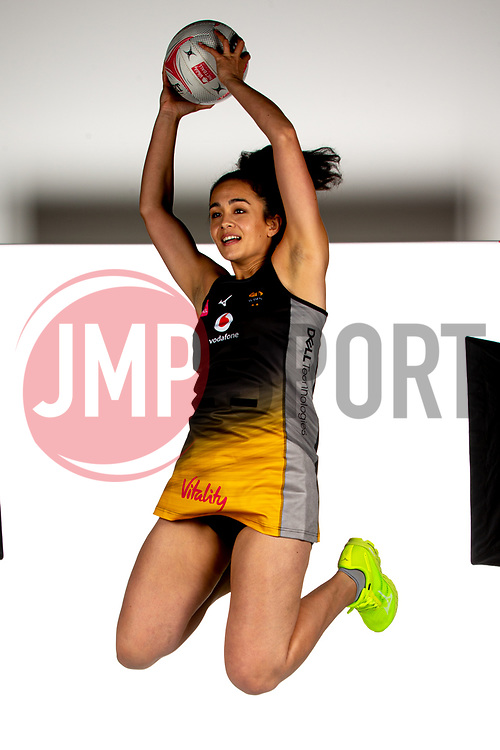 Tamsin Moala of Wasps Netball - Mandatory by-line: Robbie Stephenson/JMP - 02/11/2019 - NETBALL - Ricoh Arena - Coventry, England - Wasps Netball Headshots