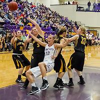 01-16-15 Berryville Girls Varsity vs. Prairie Grove