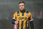Adam Yates (Port Vale) during the Sky Bet League 1 match between Doncaster Rovers and Port Vale at the Keepmoat Stadium, Doncaster, England on 26 January 2016. Photo by Mark P Doherty.