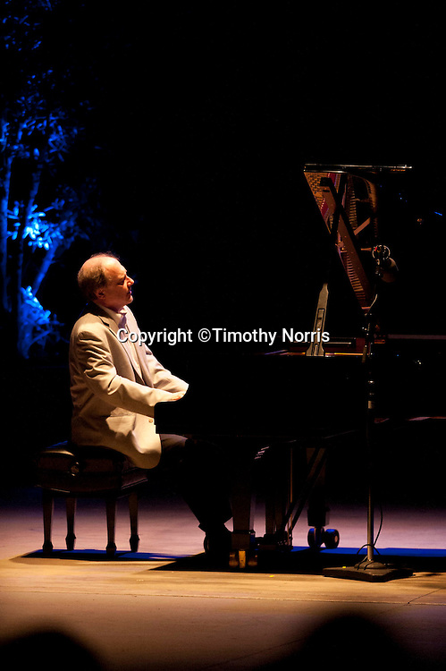 "Marc-André Hamelin performs Charles Ives' Piano Sonata No. 2, ""Concord"" at the 66th Ojai Music Festival on June 7, 2012 in Ojai, California."