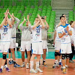 20130524: SLO, Volleyball - 2014 FIVB Men's World Championship Qualifications, Slovenia vs Israel