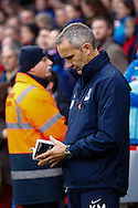Picture by David Horn/Focus Images Ltd +44 7545 970036<br /> 09/11/2013<br /> Keith Millen , Caretaker Manager of Crystal Palace before the Barclays Premier League match at Selhurst Park, London.