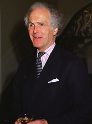 SIR JOHN RIDDELL at a party in London on 29th June 1999.MTX 59