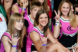 Girls of No Limit, Russia at European Cheerleading Championship 2011, on July 3, 2011, in SRC Stozice, Ljubljana, Slovenia (Photo by Matic Klansek Velej / Sportida)