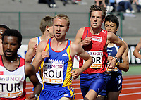 Friidrett<br /> 20. Juni 2009<br /> European Team Championships 1. st Leauge<br /> Fana Stadion<br /> 5000 m <br /> Sindre Buraas , Norge<br /> Foto : Astrid M. Nordhaug