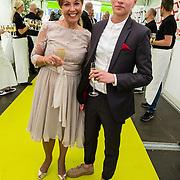 NLD/Amsterdam/20150604 - Amsterdam Diner 2016, Sandra Reemer en ..............