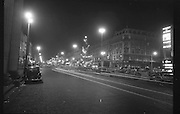 Views of Dublin.14/12/1966 O'Connell Street