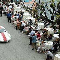 1965 Alfa Romeo Giulia 1600 TZ2 Pininfarina, Concorso d'Eleganza Villa d'Este Italy 2010