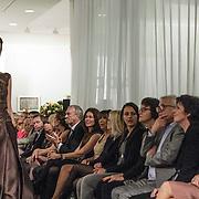 NLD/Laren/20150124 - Modeshow Addy van den Krommenacker Fall Winter 2015 'London revisited',