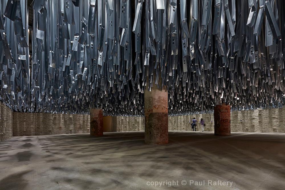 Venice Biennale 2016 , entrance to Arsenale