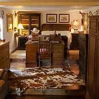 Rustic Cabin: Bedroom overall