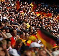 Photo: Glyn Thomas.<br />Germany v Sweden. Second Round, FIFA World Cup 2006. 24/06/2006.<br /> Germany fans.