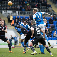 St Johnstone v Motherwell…07.04.18…  McDiarmid Park    SPFL<br />