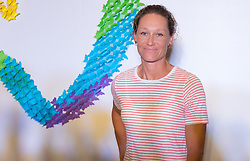 September 22, 2018 - Samantha Stosur of Australia on the red carpet at the 2018 Dongfeng Motor Wuhan Open WTA Premier 5 tennis tournament players party (Credit Image: © AFP7 via ZUMA Wire)
