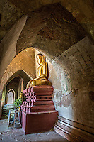 Sulamani Temple rivals the beauty of Ananda Temple in Bagan, Burma.