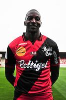 Younousse SANKHARE - 16.09.2014 - Photo officielle Guingamp - Ligue 1 2014/2015<br /> Photo : Philippe Le Brech / Icon Sport