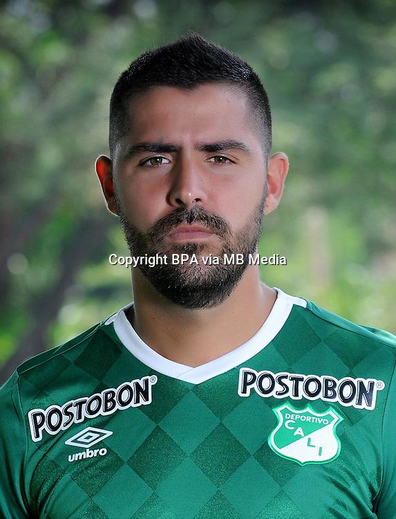 Colombia League - Liga Aguila 2015-2016 - <br /> Asociacion Deportivo Cali - Colombia / <br /> Nicolas Alexis Bianchi Arce