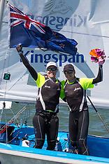 2013 470  Worlds   Day 6   Sat 10 Aug   Women