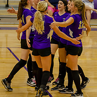 09-04-14 Berryville Volleyball vs. Gentry