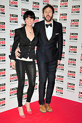 © under license to London News Pictures. 27/03/11.Dawn Porter and Chris Odowd attends the Jamesons Empire Film Awards , Sunday 27th March 2011 at the Grosvenor House Hotel, Park Lane, London. Photo credit should read ALAN ROXBOROUGH/LNP