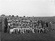 23/09/1956<br /> 09/23/1956<br /> 23 September 1956<br /> All-Ireland Minor Final: Tipperary v Kilkenny. Tipperary Team (Winners)