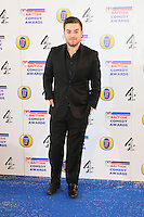 Alex Brooker, British Comedy Awards, Fountain Studios, London UK, 12 December 2013, Photo by Richard Goldschmidt