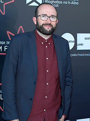 Edinburgh International Film Festival, Thursday, 21st June 2018<br /> <br /> Jury Photocall<br /> <br /> Pictured:  Alejandro Diaz Castano of the Shorts Jury<br /> <br /> (c) Alex Todd | Edinburgh Elite media