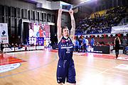 DESCRIZIONE : Mantova LNP 2014-15 All Star Game 2015 - Gara tiro da tre<br /> GIOCATORE : Alan Voskuil<br /> CATEGORIA : tiro three points premiazione<br /> EVENTO : All Star Game LNP 2015<br /> GARA : All Star Game LNP 2015<br /> DATA : 06/01/2015<br /> SPORT : Pallacanestro <br /> AUTORE : Agenzia Ciamillo-Castoria/M.Marchi<br /> Galleria : LNP 2014-2015 <br /> Fotonotizia : Mantova LNP 2014-15 All Star game 2015