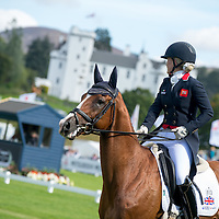 Dressage - FEI European Eventing Championships 2015 - Blair Castle