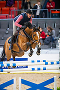 Kevin Staut - Lorenzo<br /> FEI World Cup Final Gothenburg 2019<br /> © DigiShots