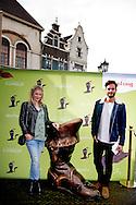 KAATSHEUVEL - premiere van musical de De gelaarsde Kat  in de Efteling Freek Bartels ROBIN UTRECHT